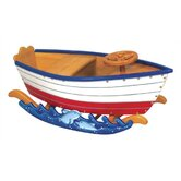 Wooden Runabout Boat Rocker
