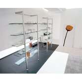 Gallery Single Shelf in Transparent TR