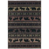 Canyon Trail Multi Rug