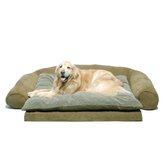 Ortho Sleeper Comfort Couch&reg; Dog Bed in Sage