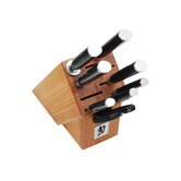 Classic 9 Piece Gourmet Cutlery Block Set