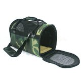 Pet Carrier in Camouflage
