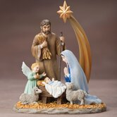"""Holy Night Nativity"" Holy Night Nativity Figurine"