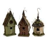 IMAX Bird Houses