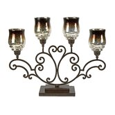 Middleton Iron Candelabra Centerpiece