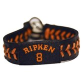 MLB Player Leather Wrist Band