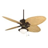 "52"" Louvre Ceiling Fan"