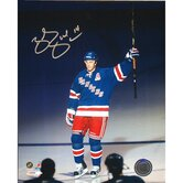 NHL Brendan Shanahan Salute The New York Crowd Autographed