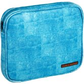 "Carmen 9"" - 11"" iPad/Netbook Sleeve in Turquoise Blue"