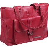 Stafford 15.6&quot; Pro Leather Laptop Tote