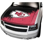 NFL Auto Hood Cover