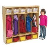 Value Line 5-Section Locker