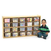 Value Line 20-Tray Storage with Opaque Trays