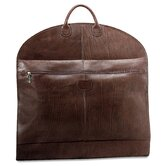 Saddle Garment Cover in Brown