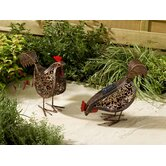 Hens Solar Light (Pack of 2)