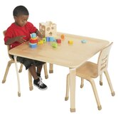 30&quot; Square Bentwood Play Table
