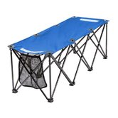 Travel El Grande Metal Picnic Bench