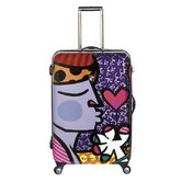 "Spring Love 32"" Hardsided Spinner Suitcase"