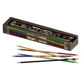 Wooden Pick-Up Sticks Game Set
