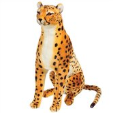 Large Cheetah Plush Stuffed Animal