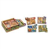 Animals Mini Puzzle Pack