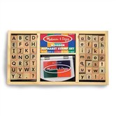 Alphabet Stamp Set Arts &amp; Crafts Kit