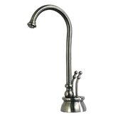 Docalorah Two Handle Single Hole Instant Hot / Cold Water Dispenser Faucet