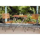 Phat Tommy Galleria 3 Piece Bistro Set