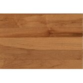 Solid 5&quot; Maple Plank in Tumbleweed