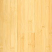 "Solid Prefinished Horizontal 3-3/4"" x 75-3/4"" Bamboo in Natural Matte"