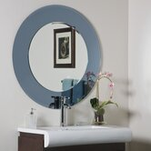 Camilla Modern Round Wall Mirror