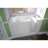 Acrylic 48&quot; x 28&quot; Bath Tub with Jet Massage