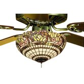 Handel Grapevine Fan Light Fixture