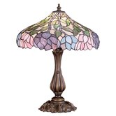 Tiffany Wisteria Table Lamp