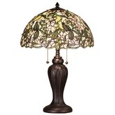 "24"" H Sweet Pea Table Lamp"