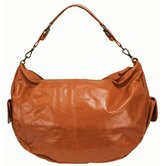 Bari Large Mimi Double Pocket Hobo
