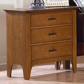 Franklin Heights 3 Drawer Nightstand