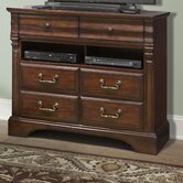 Washington Manor 6 Drawer Media Chest