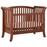 100 Series Convertible Crib in Mahogany