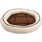 Pugz Round Bed