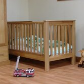 Fiona Convertible Cot Bed in Oak