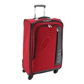 "Izod Journey 2.0 24"" 4 Wheeled Expandable Upright Suitcase"