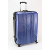 Izod Voyager 2.0 28&quot; 4 Wheeled Expandable Upright Suitcase