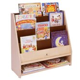 Toddler Book Display Unit