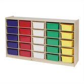 25-Tray Storage Unit