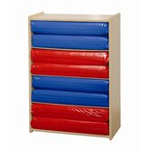 Rest Mat Storage Unit