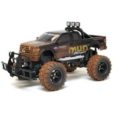 1:15 Scale Radio Control Vehicle Mud Slinger Ford F-150