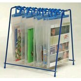 Hanging Bag Stand With 10 Bags