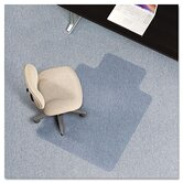 AnchorBar Task Series Low Pile Carpet Straight Edge Chair Mat