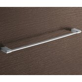 "Kansas 23.62"" Towel Bar in Chrome"
